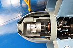 Nose cone (bullet nose) of sectioned Atar turbojet.jpg