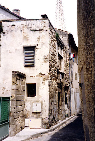 Nostradamus - Nostredame's claimed birthplace before its recent renovation, Saint-Rémy-de-Provence