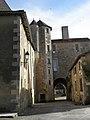 Nouaillé-Maupertuis (86) Abbaye 07.jpg
