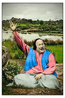 Description de l'image Nusrat Fateh Ali Khan.jpg.