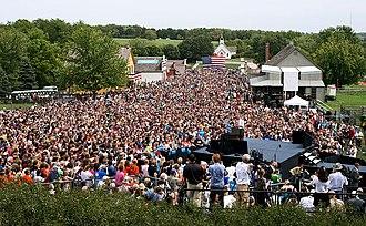 Urbandale, Iowa - Barack Obama reelection campaign in Urbandale, January 2012