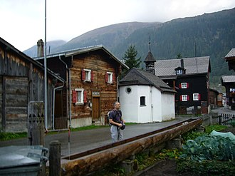 Oberwald - Image: Oberwald VS1