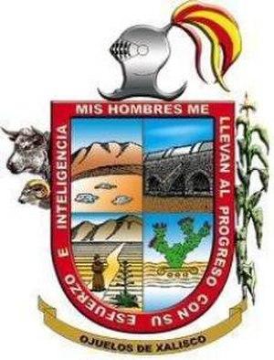 Ojuelos de Jalisco - Image: Odj escudo