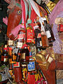 Offerings of alcohol to Burmese nat.jpg