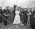 Officiële proefvaart van de s.s. Rotterdam in aanwezigheid van koningin Juliana , Bestanddeelnr 910-6002.jpg