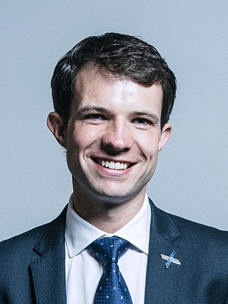 Parliamentary Private Secretary to the Prime Minister - Image: Official portrait of Andrew Bowie crop 2