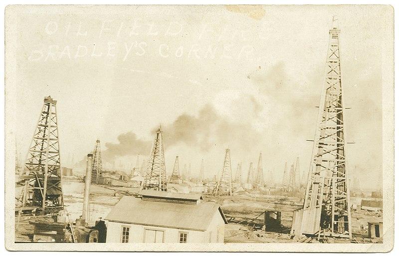 File:Oil Field Fire, Bradley's Corner Oil Field Fire, Bradley's Corner (7489572684).jpg