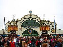 Augustiner Bräu  sc 1 st  Wikipedia & Oktoberfest tents - Wikipedia
