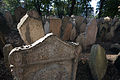 Old Jewish Cemetery in Josefov, Prague - 8212.jpg