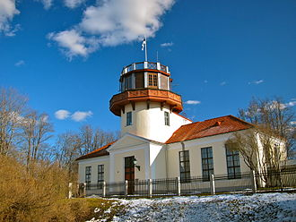 University of Tartu - The Old Observatory of Tartu Observatory was completed in 1810. Friedrich Georg Wilhelm von Struve worked here.
