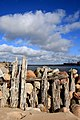 Old pier stones - panoramio.jpg