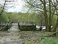 Old sluice for the goit, Kirkstall - geograph.org.uk - 164830.jpg