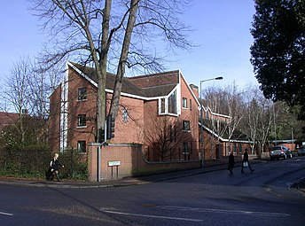 Oldham Hall, Lucy Cavendish College - geograph.org.uk - 703753.jpg