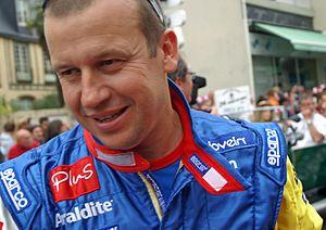 Olivier Panis - Panis in June 2009