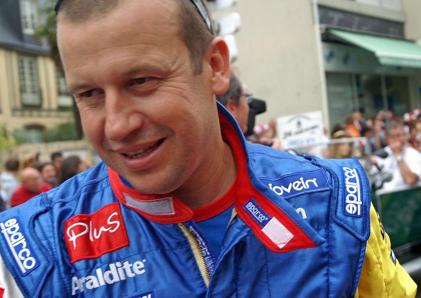 Olivier Panis aux 24 heures du Mans 2009