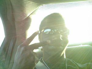 On the way to Las Vegas%2C Nevada