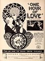 One Hour of Love 1927 poster.jpg