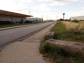 Volkswagen Bratislava Plant automotive factory and co-located test track in Bratislava, Slovakia