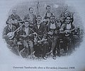 Orchestra in the Croatian reading roomin Bugojno 1908.JPG