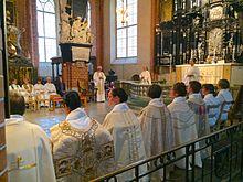 Liturgisches Gewand Wikipedia