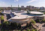Oregon Convention Center Aerial Shot (34322825491).jpg