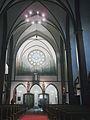 Orgelempore der St.-Petrus-Kirche (Berlin-Gesundbrunnen).jpg