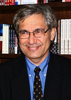 Orhan Pamuk Turkish novelist, academic, and Nobel laureate