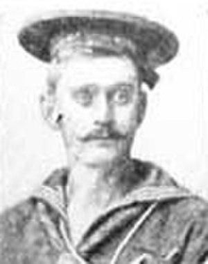 Osborn Deignan - Coxswain Osborn W. Deignan