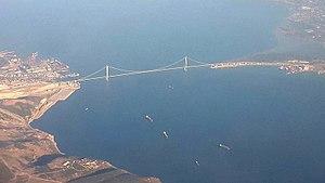 Osmangazi Köprüsü - Osmangazi Bridge