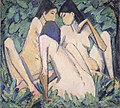 Otto Mueller - Three Girls in a Wood.jpg