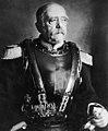 Otto Von Bismarck uniform Bismark-Cuirassiers (cropped).jpg