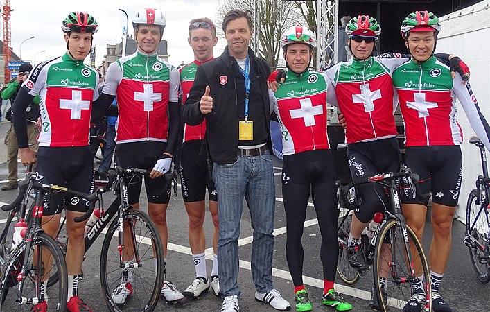 Oudenaarde - Ronde van Vlaanderen Beloften, 11 april 2015 (B118).JPG