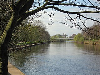 River Ouse, Yorkshire river in North Yorkshire, England