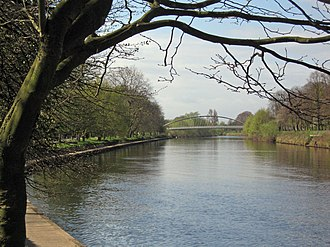 River Ouse, Yorkshire - The River Ouse in York