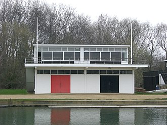 Brasenose College Boat Club - Boathouse