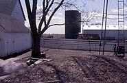 P'ville farm and silo