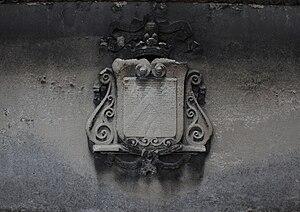 Père-Lachaise - Division 45 - Bausset 04.jpg