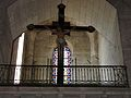 Périgueux église St Georges tribune.JPG