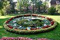 Pöllau (Steiermark) - Blumenuhr.jpg