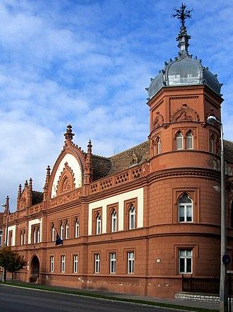 Veszprém - Image: Püspöki Jószágigazgatóság, Veszprém