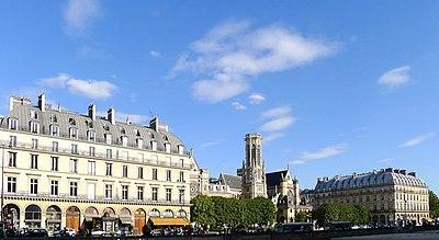Rue de l'Amiral de Coligny