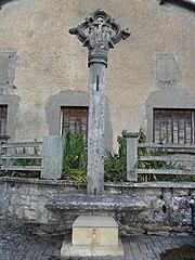 croix de village d'Aouze