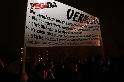 PEGIDA DEMO DRESDEN 5 JAN 2015 16244380676