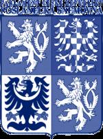 Camera dei deputati della repubblica ceca wikipedia for Logo camera deputati