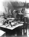Pablo Gargallo, Atelier du 45 rue Blomet, Paris 15e, 1915 © Archives P. Gargallo.tiff