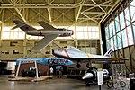 Pacific Aviation Museum - MiG 15 (Top) & F-86 Sabre (6182714049).jpg