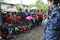 Pacific Fleet Band performs in Bougainville during Pacific Partnership 150702-N-HE318-039.jpg