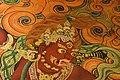 Painting in the chapel housing the burial chorten of the 10th Panchen Lama, Tashilhunpo Monastery, Shigatse, Tibet (15).jpg