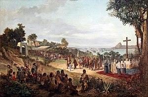 Rio de Janeiro - Founding of Rio de Janeiro in 1565