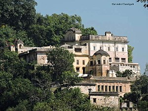 Baghal State - Palace of erstwhile Arki/Bhagal Princely State, Himachal Prades, India